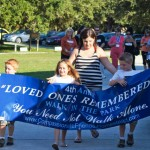 loved ones remembered walk